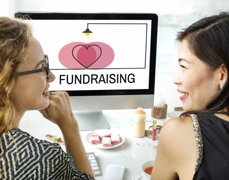 raising funds online